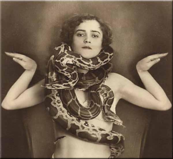 A kígyó mérge