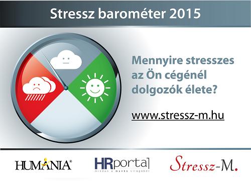 Stressz Barométer 2015