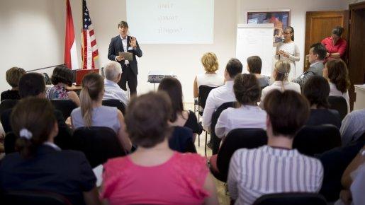 Wellbeing AmCham Morning Seminar Összefoglaló