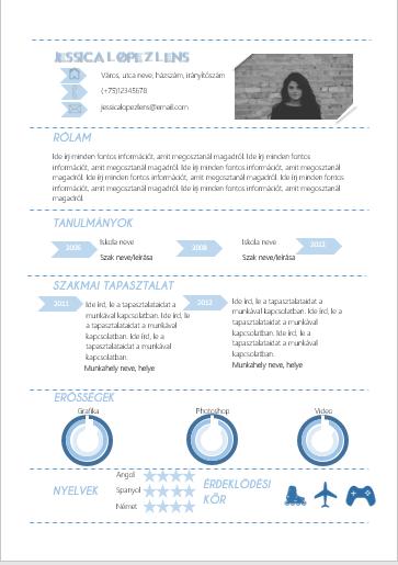 CV #20