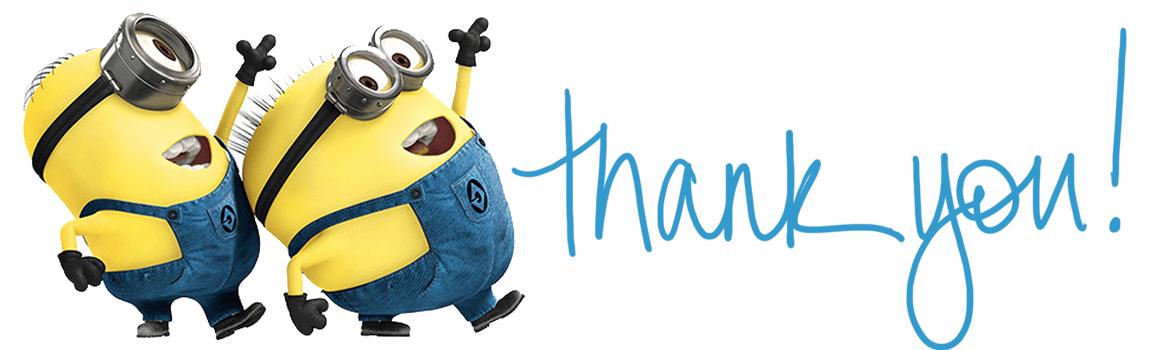 Köszönet az önzetlen támogatásért!