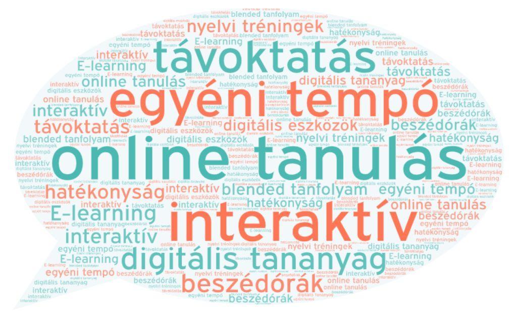 Egy online nyelvóra krónikája