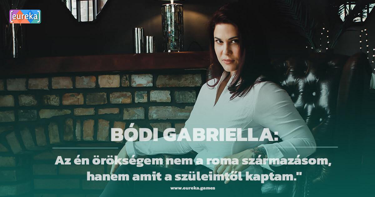 Interjú Bódi Gabriellával