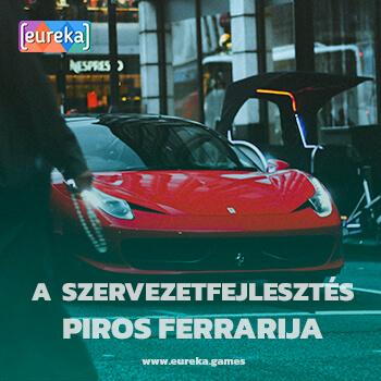 A szervezetfejlesztés piros Ferrarija