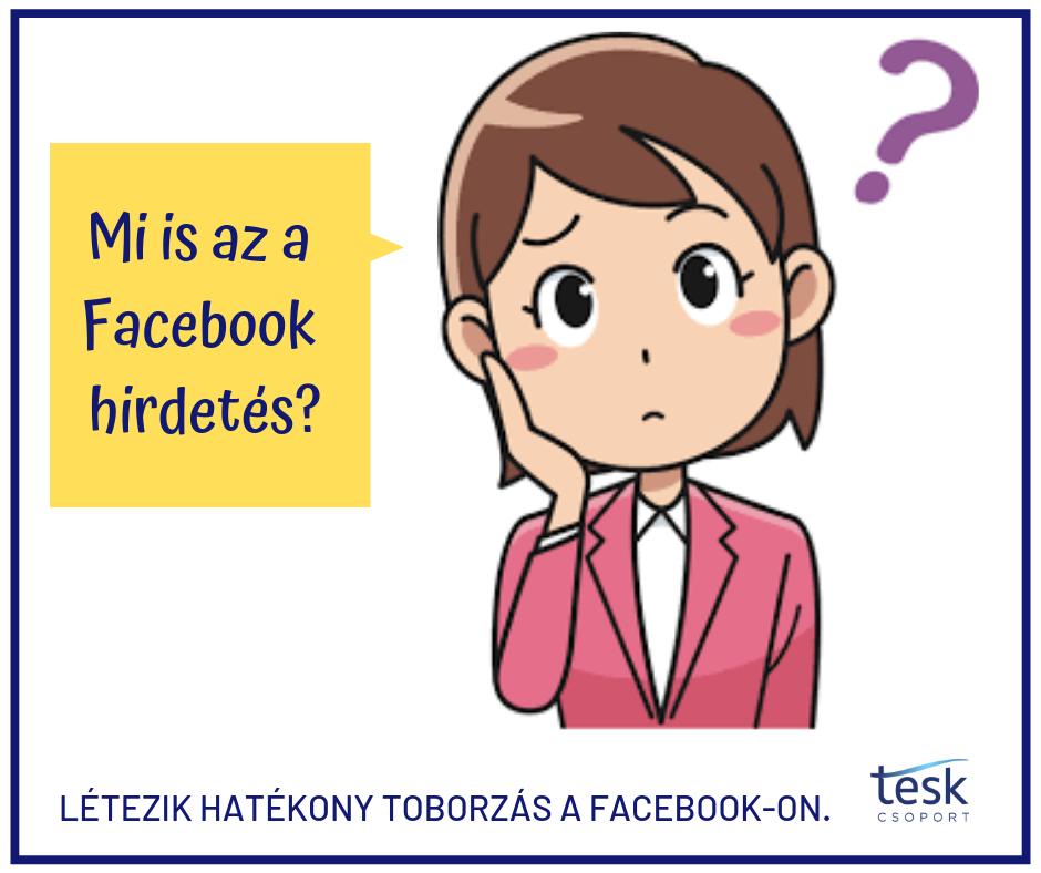 Tévhitek - Mi is az a Facebook hirdetés?