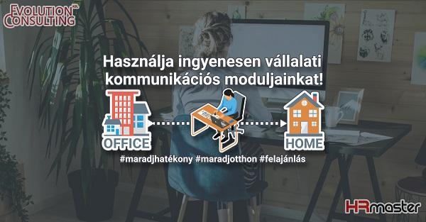 #maradjotthon #homeoffice #felajánlás #maradjhatékony