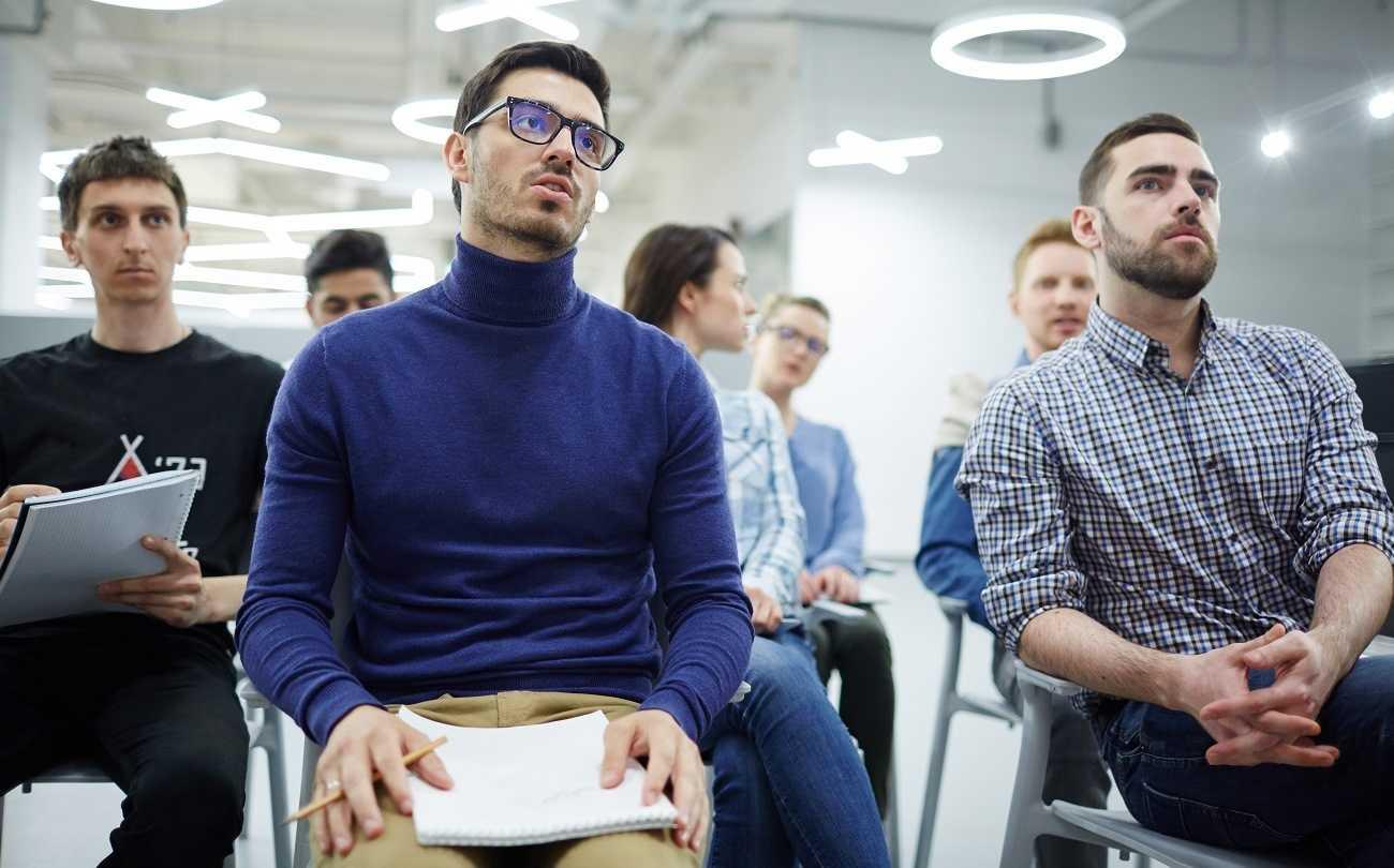 Mi a baj a belső tréningekkel?