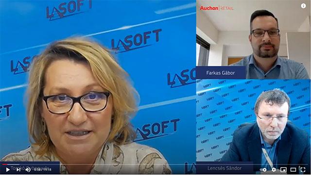 HR-digitalizáció a kereskedelmi szektorban- az Auchan személyügyi szolg. igazgatójával beszélgettünk