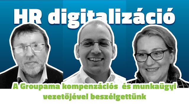 HR-digitalizáció a pénzügyi szektorban?  A Groupama Biztosító kompenzációs és munkaügyi vezetőjével beszélgettünk