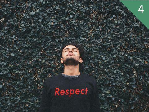 4. lépés – Mások iránti tisztelet – 7 lépés, ahogyan munkavállalóid elkötelezettségét erősítheted a bizalomépítésen keresztül