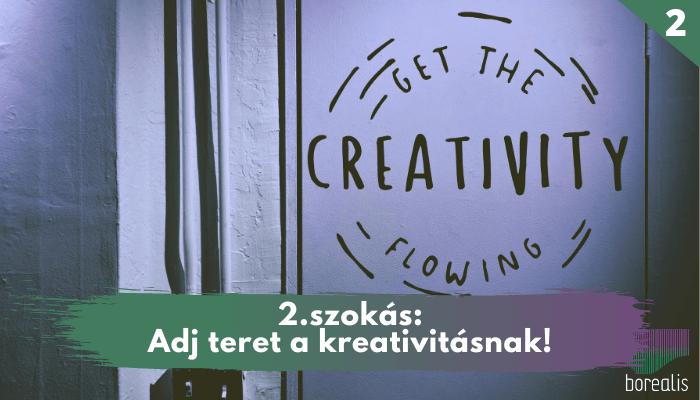 Válságálló növekedés  - Adj teret a kreativitásnak és fejlődésnek!