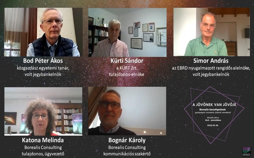Borealis-beszélgetések 1. - Rugalmasság, innováció, együttműködés