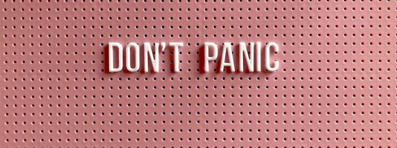 ne pánikolj