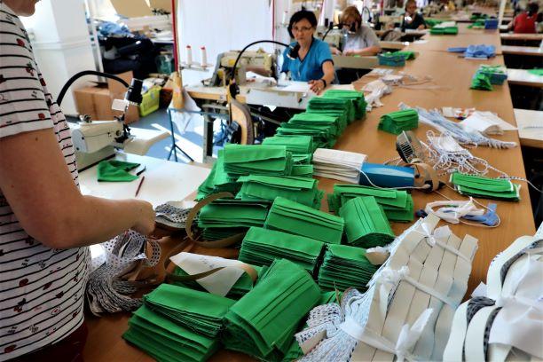 Megváltozott munkaképességű személyek a vírus elleni védekezés szolgálatában