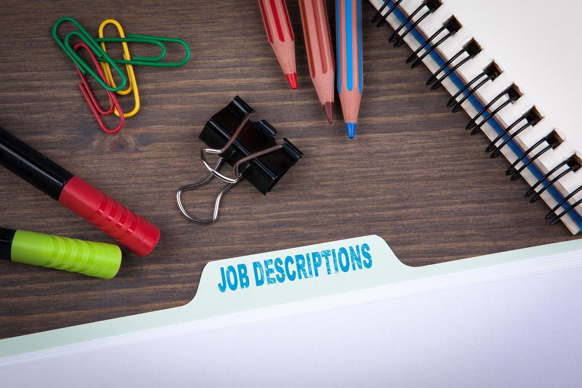 Gondolatok a munkaköri leírás fontosságáról