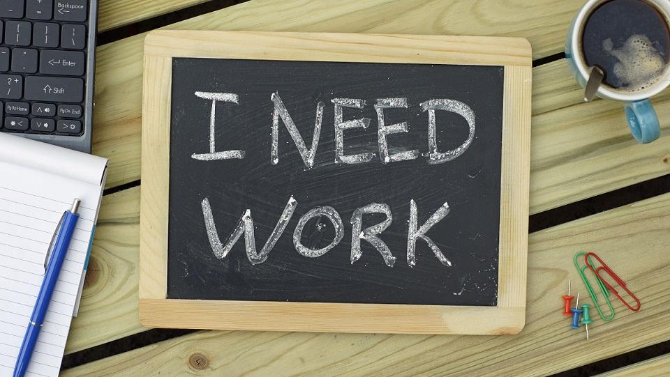 Grafikonon az álláskeresés – amikor a szakmabeli állást keres