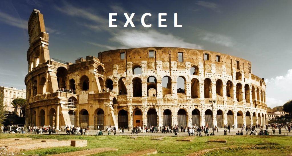 Római számok az Excelben