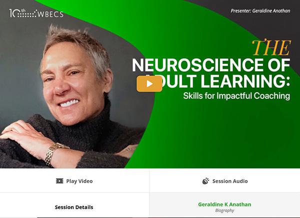 A CHN a WBECS-ről jelenti: A felnőttkori tanulás idegtudománya