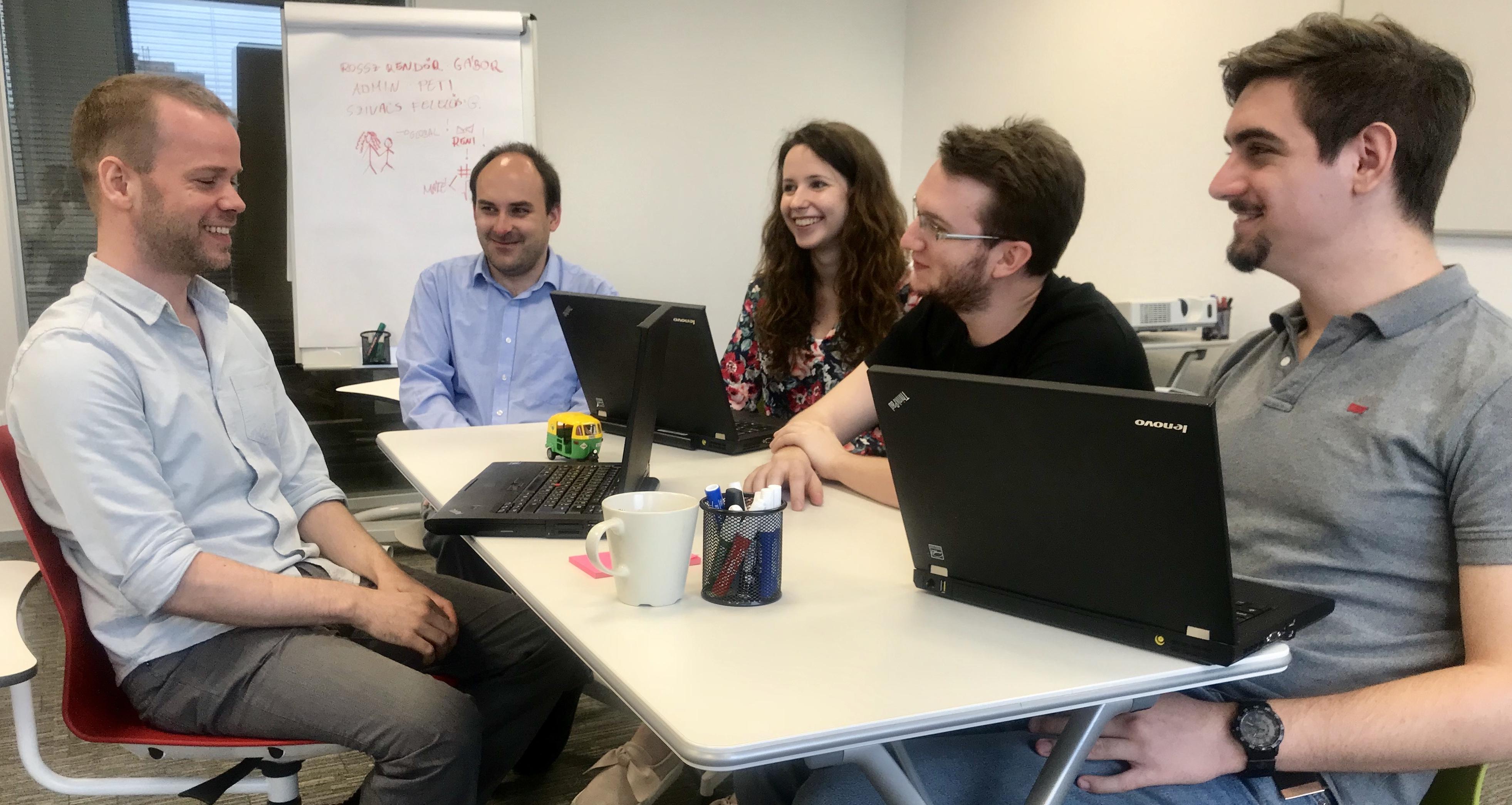 Akik az adatok mögé látnak - Kérdezz-felelek az Aon Magyarország adatelemzőivel
