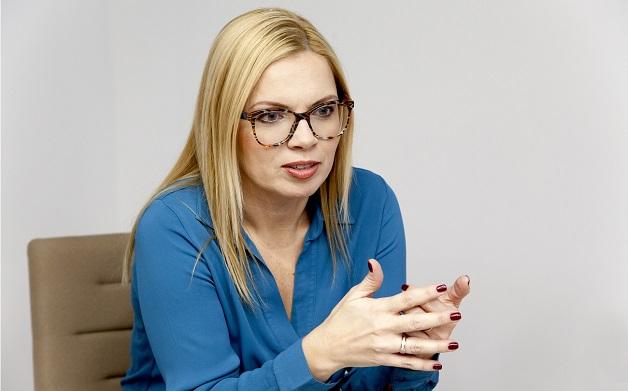 Friedl Zsuzsanna, a Magyar Telekom Chief HR Officere