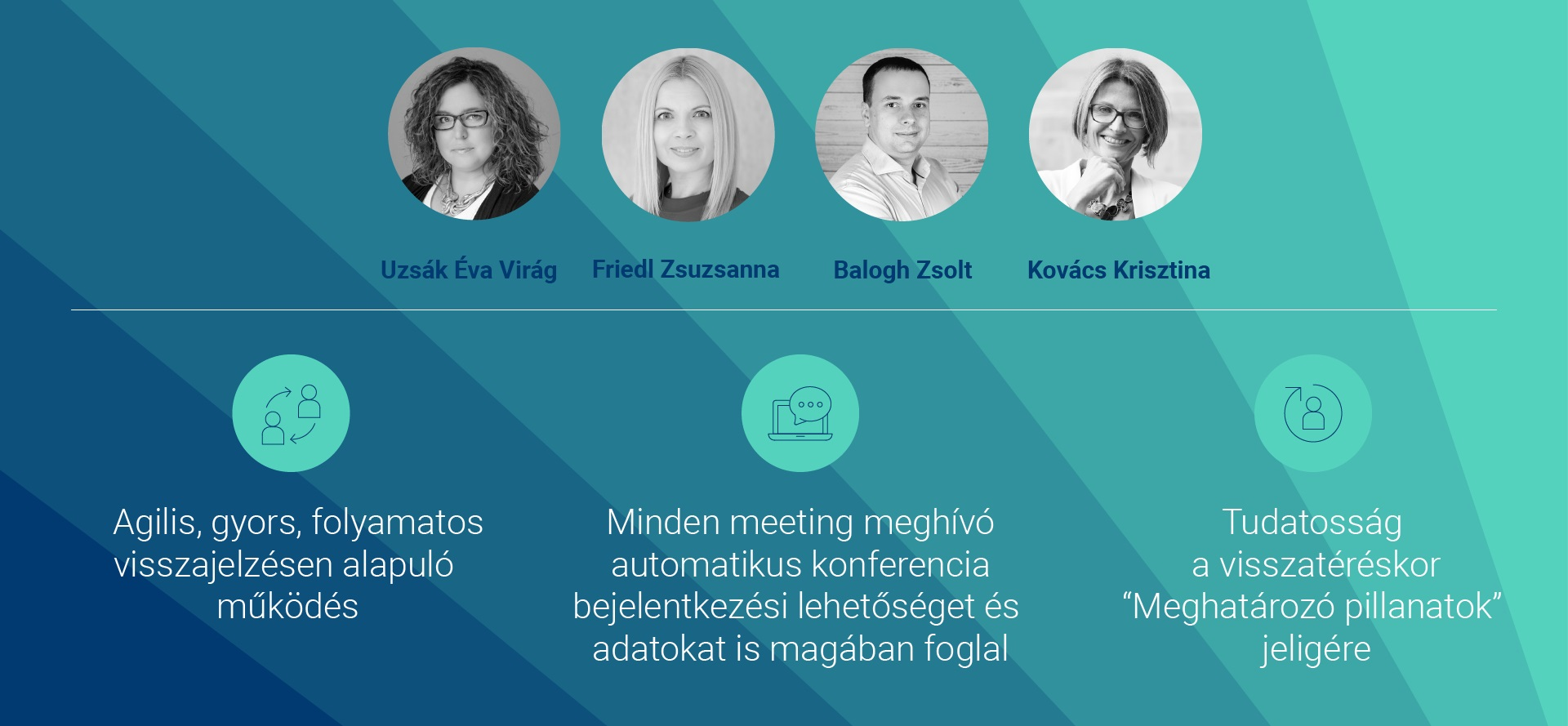 A jövő irodájáról ötleteltek az IT/Telekommunikációs vállalatok vezetői
