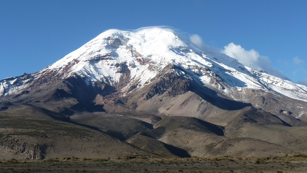 Adventure-based coaching   Chimborazo 6268 m  Ecuador