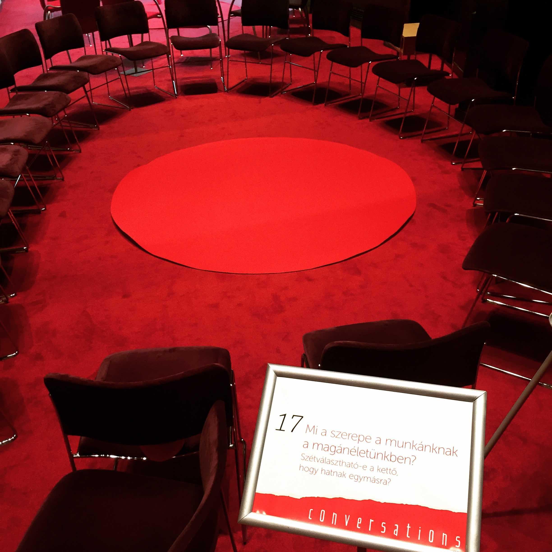 TEDxConversations: Munkánk a magánéletünkben