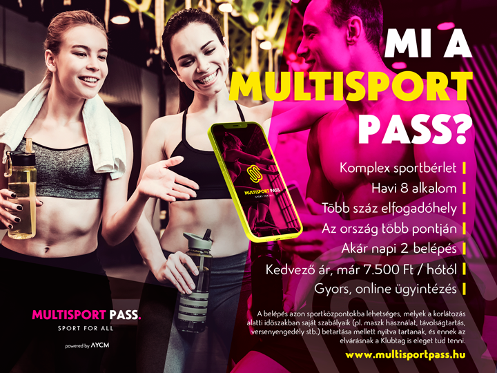 All You Can Move MultiSport Pass