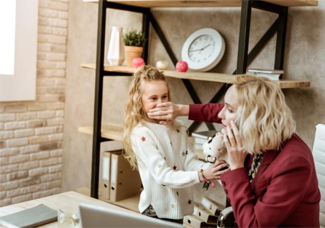 Így neveld a családod home office-ra!- HR Portál