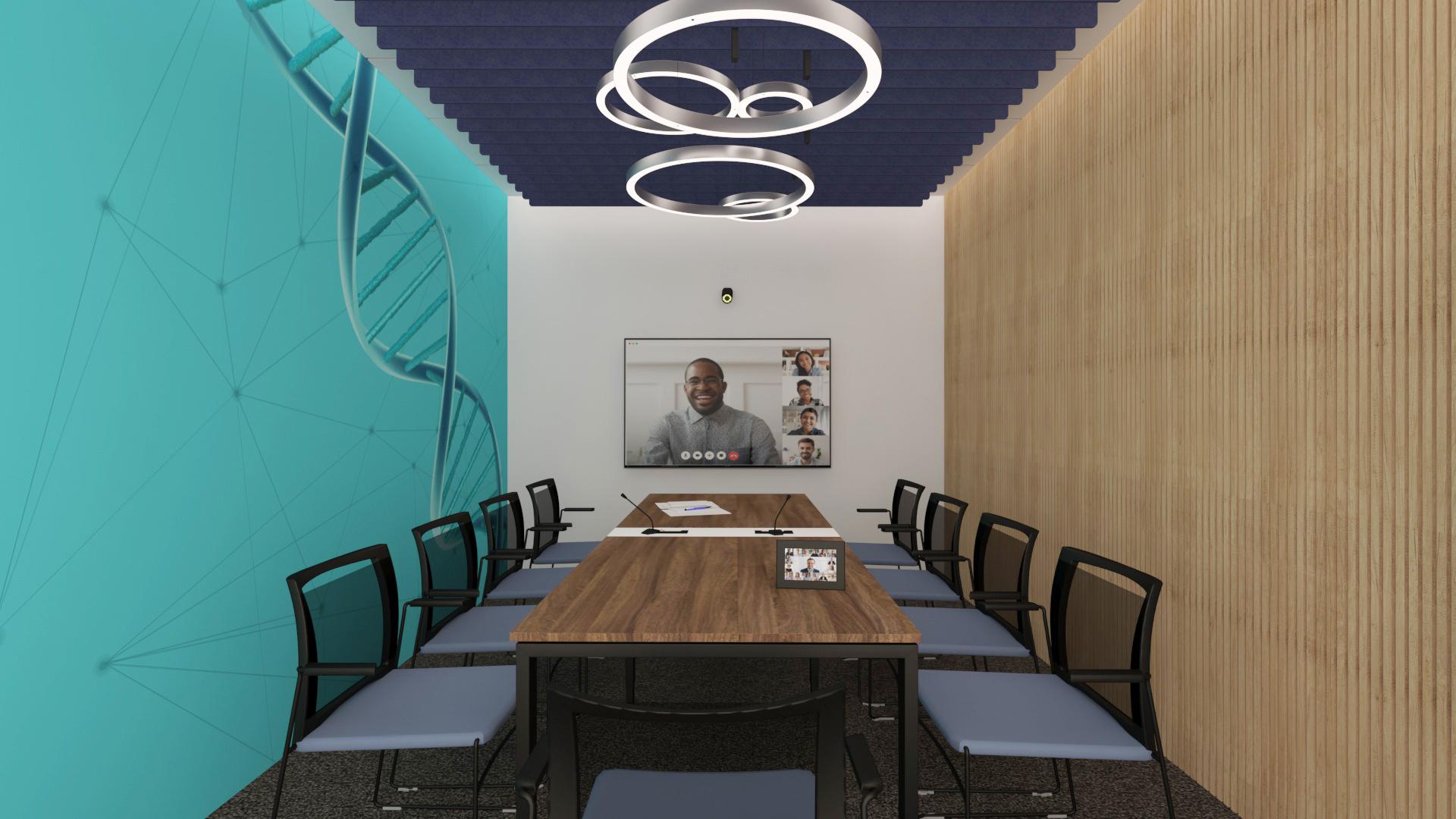 Videó konference room