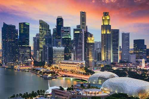 """""""Itt maximalizmus van"""" - tanulás és munka Szingapúrban"""